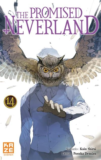 The promised Neverland. Volume 14,