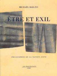 Etre et exil