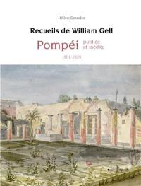 Recueils de William Gell