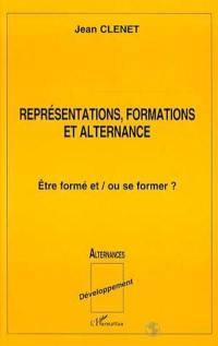 Représentations, formations et alternances