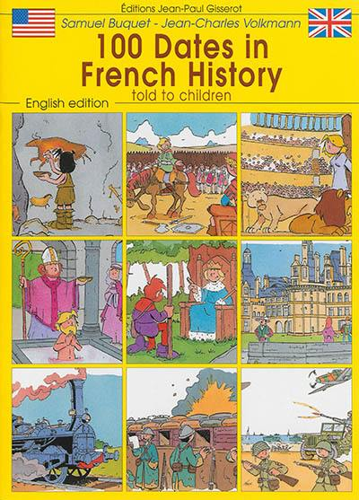100 dates in French history