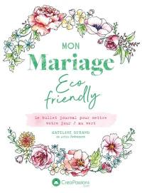 Mon mariage éco-friendly