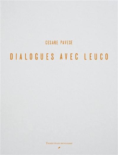 Dialogues avec Leuco