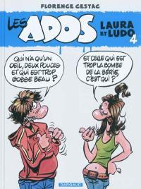 Les ados Laura et Ludo. Volume 4,