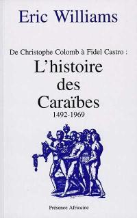 L'histoire des Caraïbes