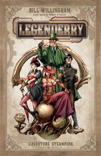 Legenderry. Volume 1, L'aventure steampunk