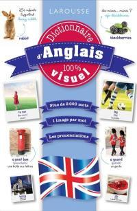 Dictionnaire visuel d'anglais
