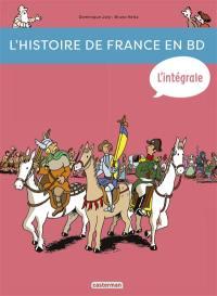 L'histoire de France en BD, L'intégrale