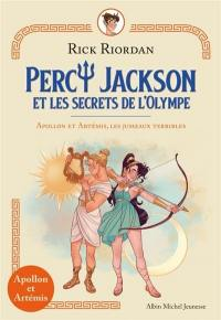 Percy Jackson et les secrets de l'Olympe, Apollon et Artémis, les jumeaux terribles