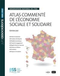 Atlas commenté de l'économie sociale et solidaire 2020