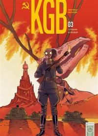 KGB. Volume 3, Le royaume de Belzébuth