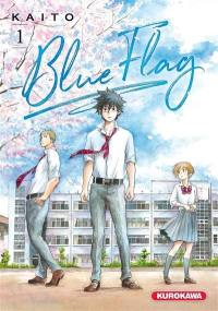 Blue flag. Volume 1,