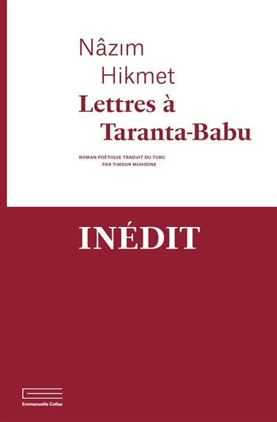 Lettres à Taranta-Babu