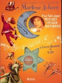 Trois contes musicaux pour faire aimer Mozart, Vivaldi, Beethoven