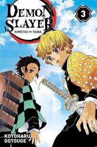 Demon slayer. Volume 3,