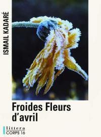 Froides fleurs d'avril