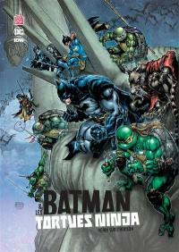 Batman & les Tortues ninja. Volume 2, Venin sur l'Hudson