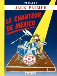 Jack Palmer, Le chanteur de Mexico