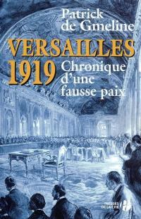 Versailles 1919