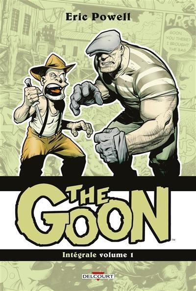 The Goon, Tomes 1 à 3, Vol. 1