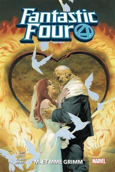 Fantastic Four. Volume 2, M. et Mme Grimm