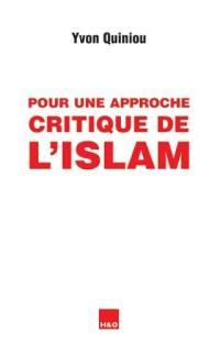 Pour une approche critique de l'islam