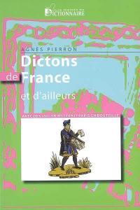 Dictons de France et d'ailleurs