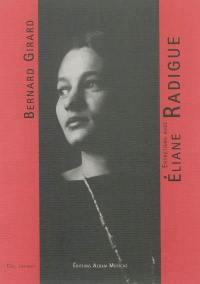 Entretiens avec Eliane Radigue