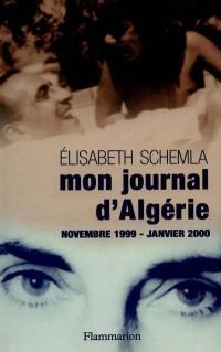 Mon journal d'Algérie