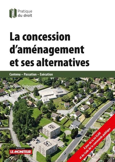 La concession d'aménagement et ses alternatives