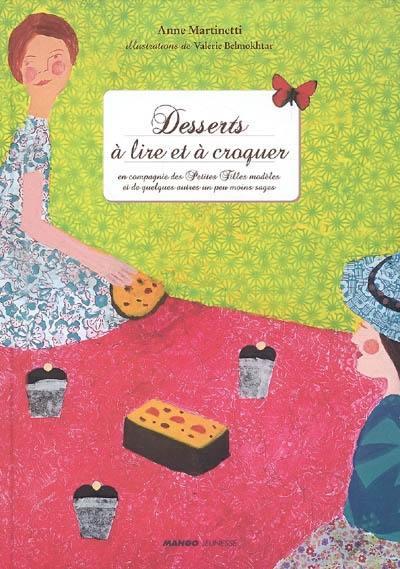 Desserts à lire et à croquer
