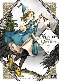 L'atelier des sorciers. Volume 7,