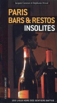 Paris, bars & restos insolites