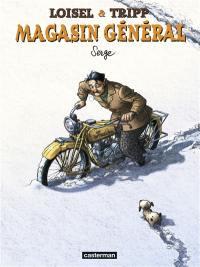 Magasin général. Volume 2, Serge