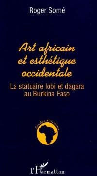 Art africain et esthétique occidentale