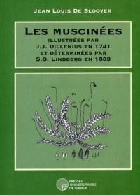 Les muscinées illustrées par J.J. Dillenius en 1741 et déterminées par S.O. Lindberg en 1883