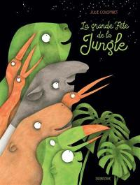 La grande fête de la jungle