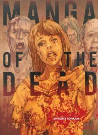 Manga of the dead : zombie Tonkam anthology