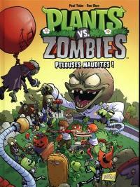 Plants vs zombies. Vol. 8. Pelouses maudites !