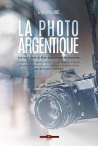 La photo argentique