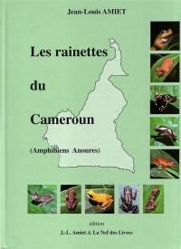 Les rainettes du Cameroun