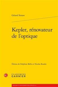 Kepler, rénovateur de l'optique