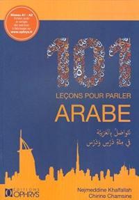 101 leçons pour parler arabe