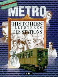 Histoires illustrées des stations