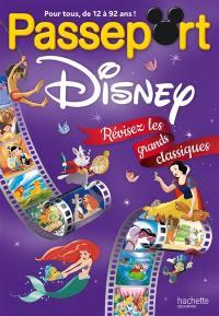 Passeport adultes, Disney