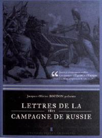 Lettres de la campagne de Russie, 1812