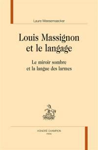 Louis Massignon et le langage