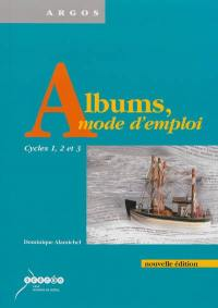 Albums, mode d'emploi