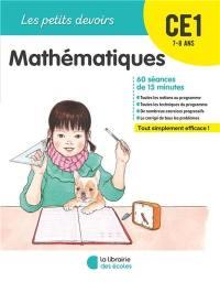 Mathématiques CE1, 7-8 ans