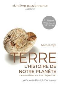 Terre, l'histoire de notre planète